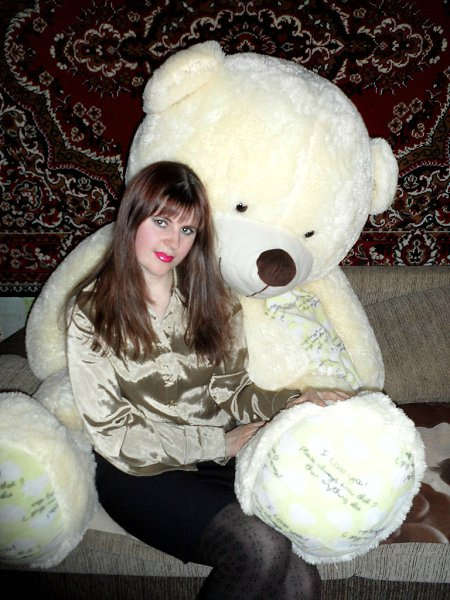 Фото: ***Stella***, Минск в конкурсе «Мягкие игрушки»