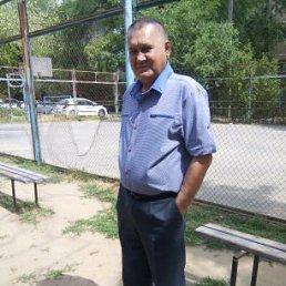владимир, 65 лет, Волжский