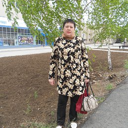 Надежда, 59 лет, Новотроицк