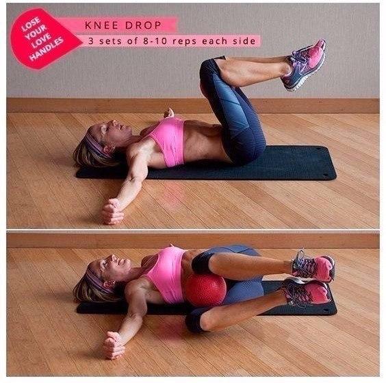 Интенсивное Упражнения Для Похудения.