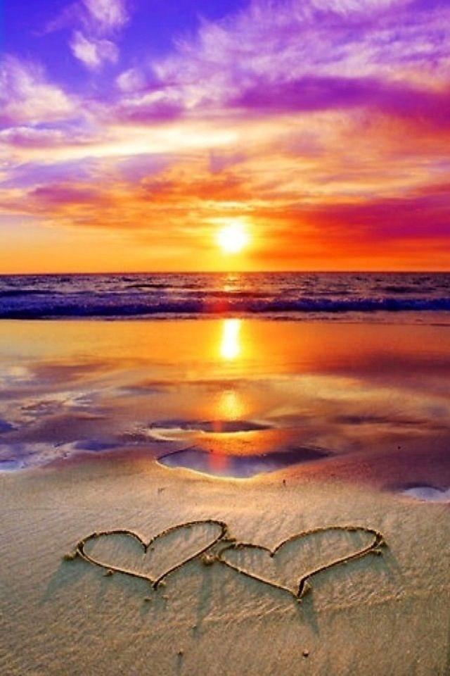 Открытки море солнце и любовь