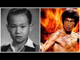 Как менялся Брюс Ли | C 1 до 32 лет