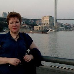 Татьяна, 53 года, Владивосток
