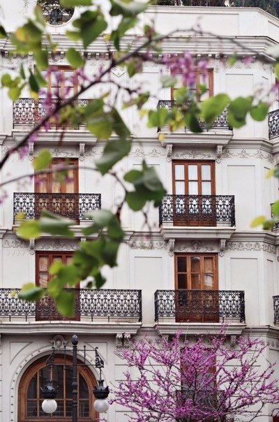 Цветущие улочки Испании - 3
