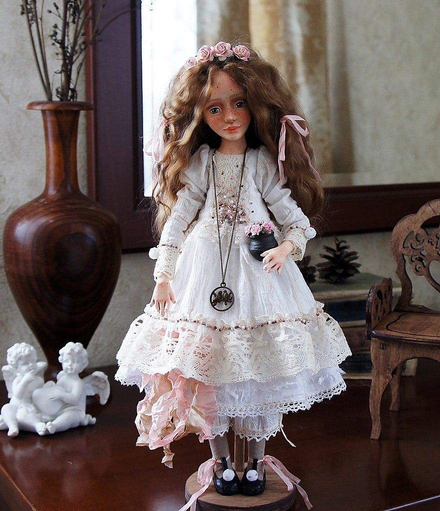 данной статье куклы в стиле винтаж фото искренние