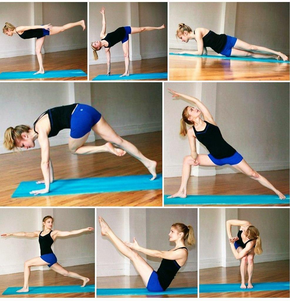 Комплекс Упражнений Способствующих Похудению. Тренировки для похудения дома без прыжков и без инвентаря (для девушек): план на 3 дня
