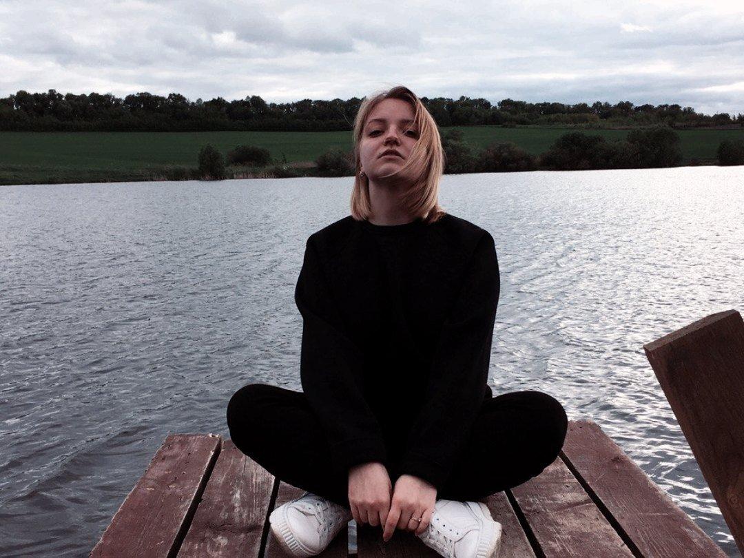 Фото девушек на природе (20 фото) - Ксения, 20 лет, Пенза