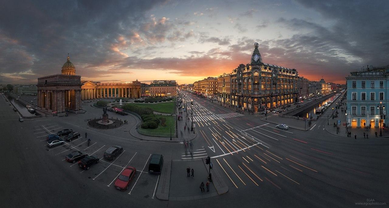 невский проспект питер картинки апреле прилетал