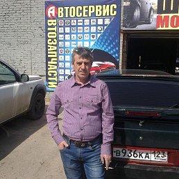 Владимир, 53 года, Старощербиновская