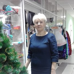 Любовь, 54 года, Пушкино