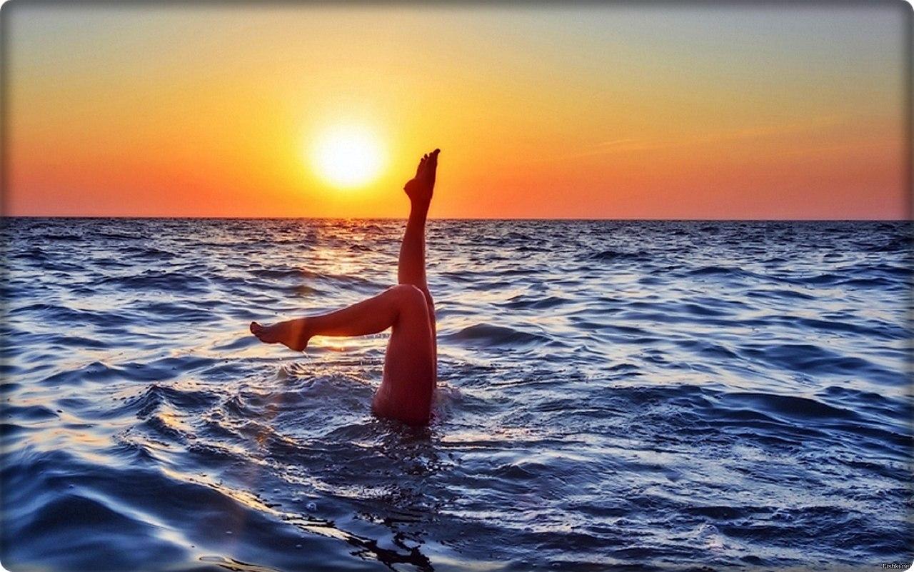 Фото море я еду к тебе
