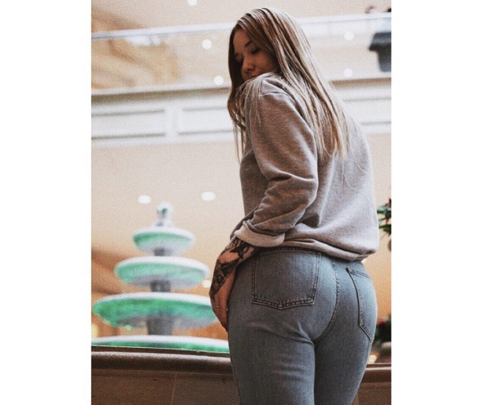 Фото девушек со спины (25 фото) - Аня, 19 лет, Нижний Новгород