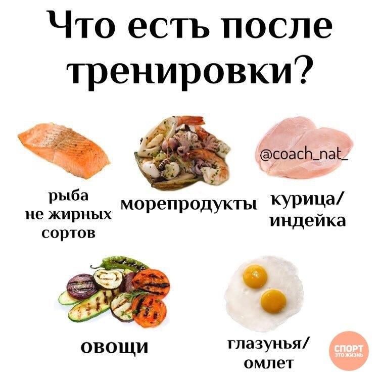 Что можно съесть перед тренировки чтобы похудеть