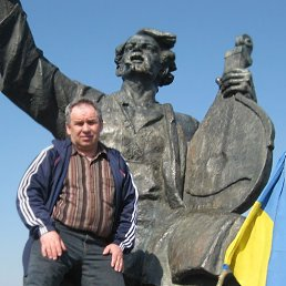 Сергей, 58 лет, Канев