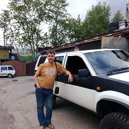 Андрей, 46 лет, Хабаровск