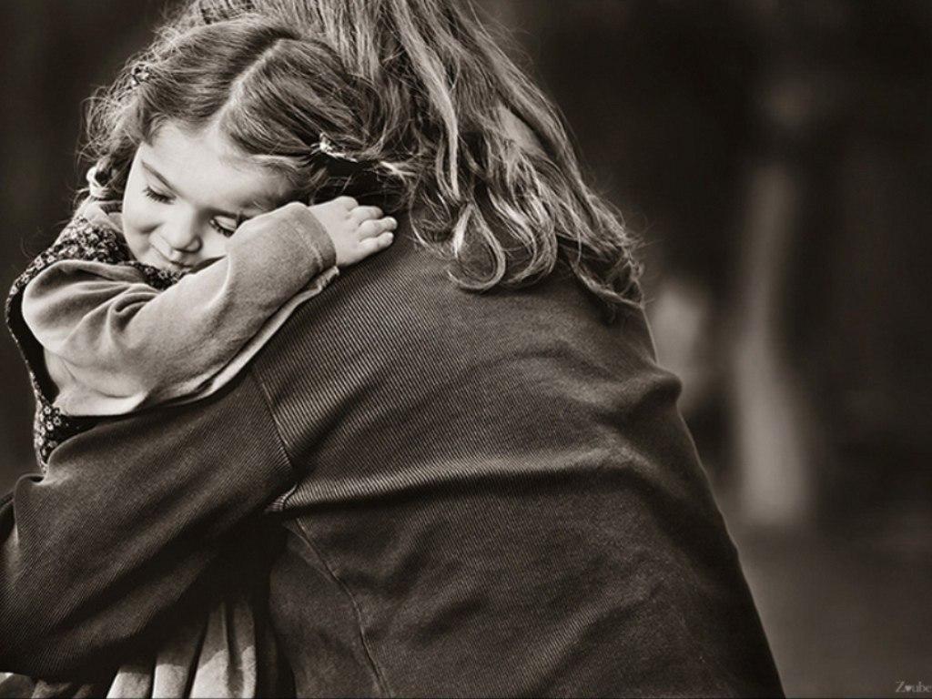 Мама и ребенок трогательные фото