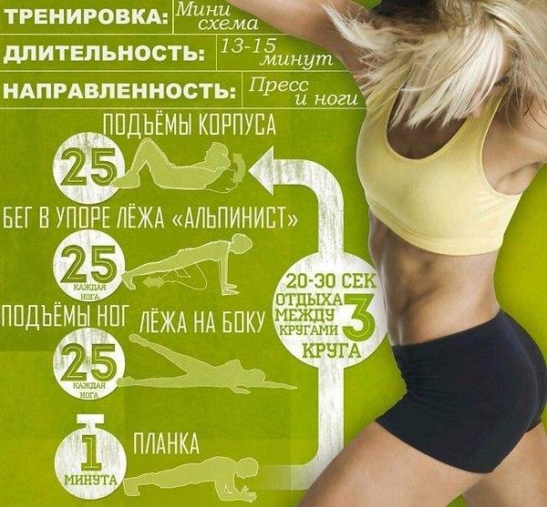 Тренинг Домашнего Похудения.