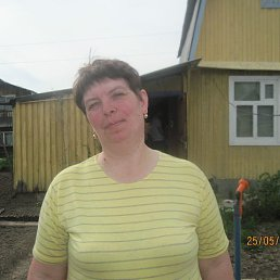 Ирина, 57 лет, Глазов