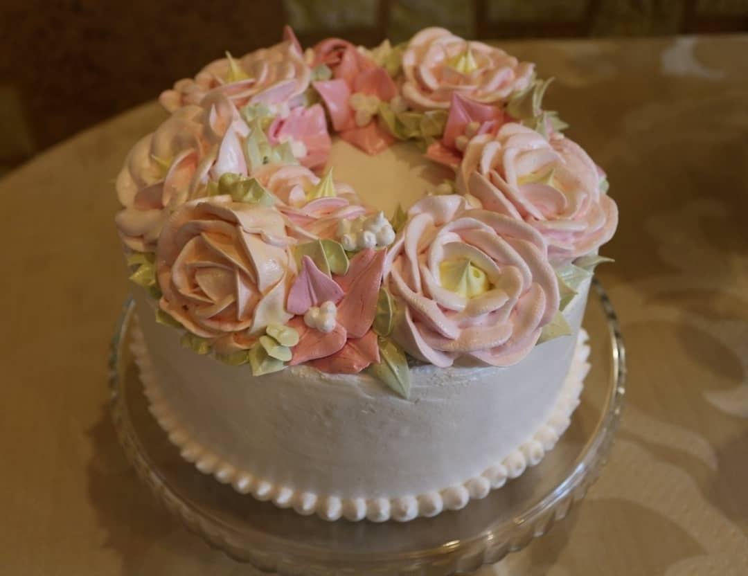 интерьеров белковый крем цветы украшение торт фото этого вовремя сделать