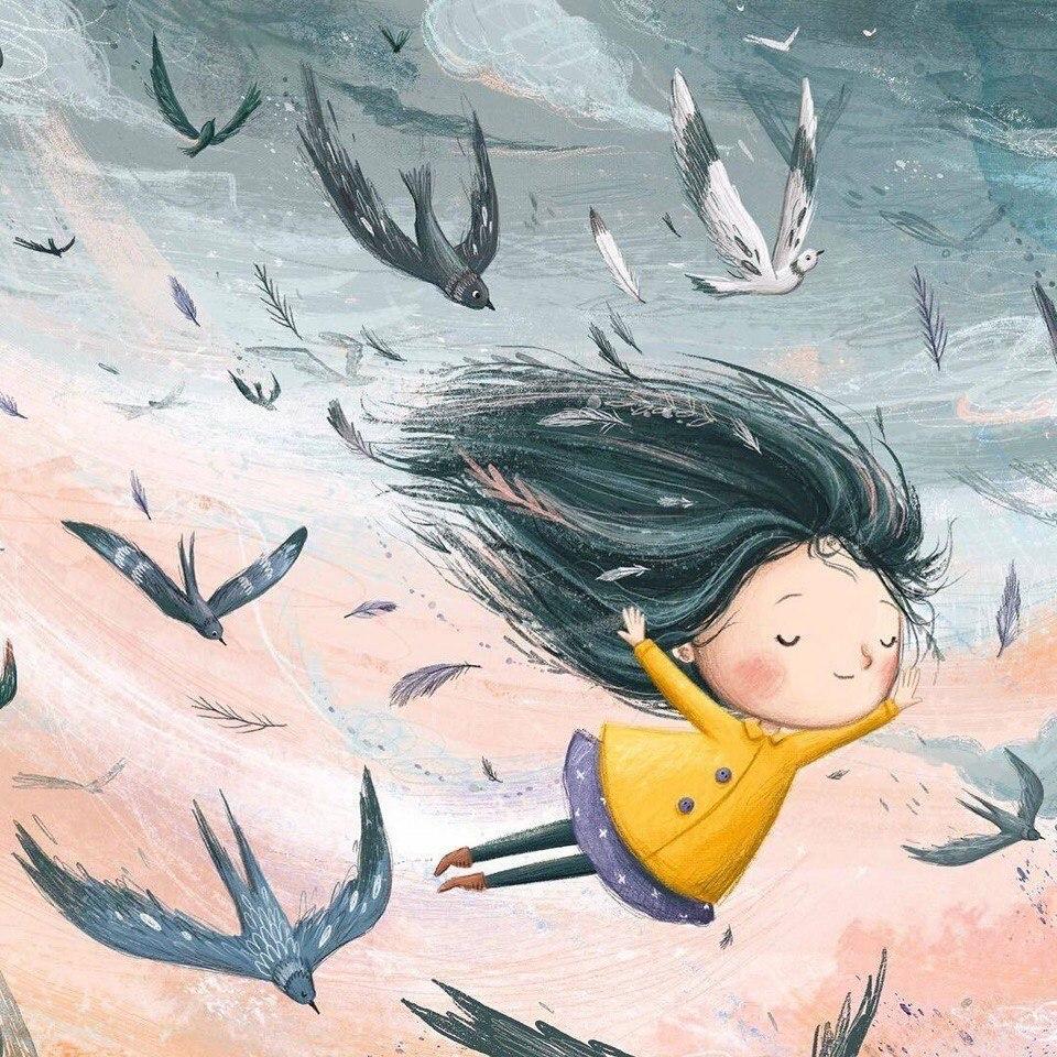 Милые иллюстрации Lucy Fleming - 6