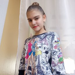 Даша, 19 лет, Днепродзержинск