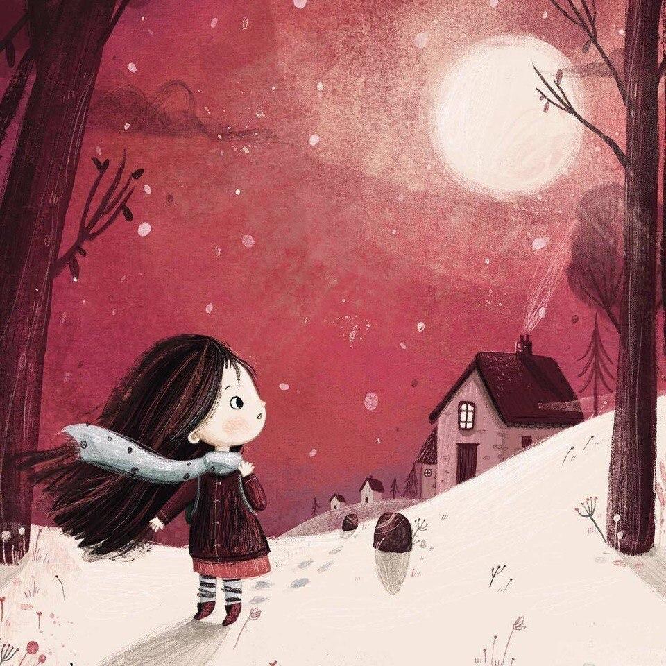 Милые иллюстрации Lucy Fleming - 8