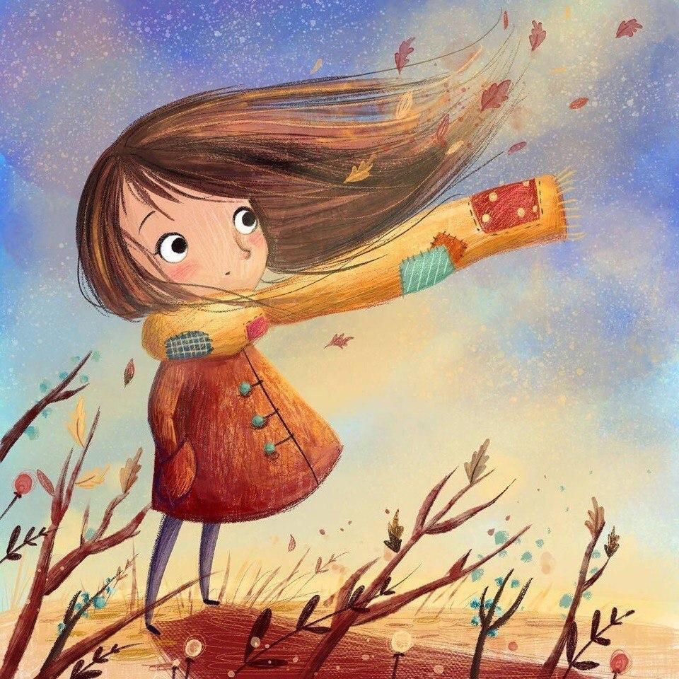 Милые иллюстрации Lucy Fleming - 2