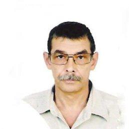 Алексей, 66 лет, Старощербиновская