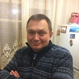 Олег, 51 год, Касли