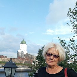 Наталья, 59 лет, Выборг