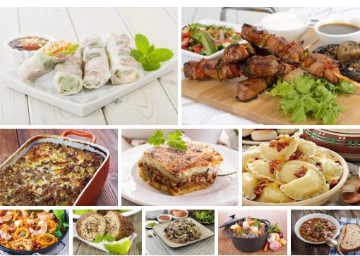 10 национальных блюд разных стран, которые стоит попробовать! https://vk.com/club150059236 ...