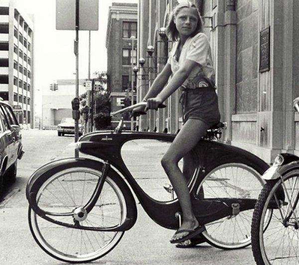Spacelander: «велосипед будущего», построенный в 1946-м - 2