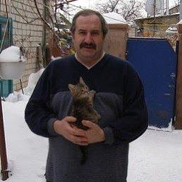 Сергей, 60 лет, Херсон