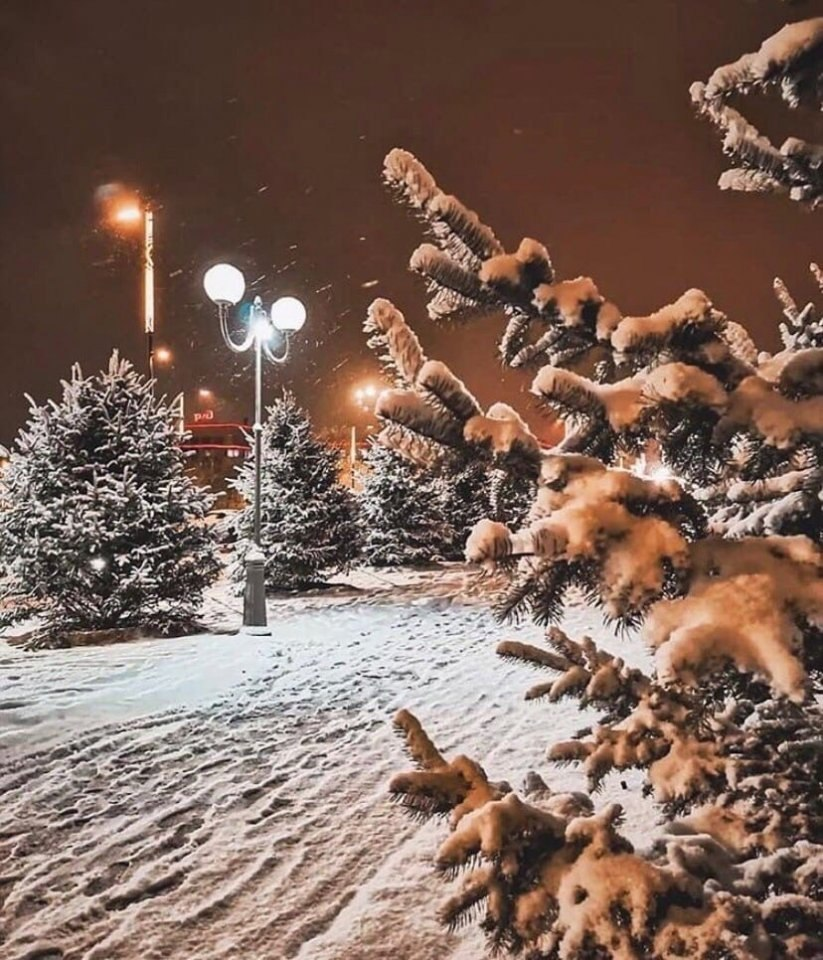 Зима может быть куда теплее лета, Kогда душа в любовь одета... - 4