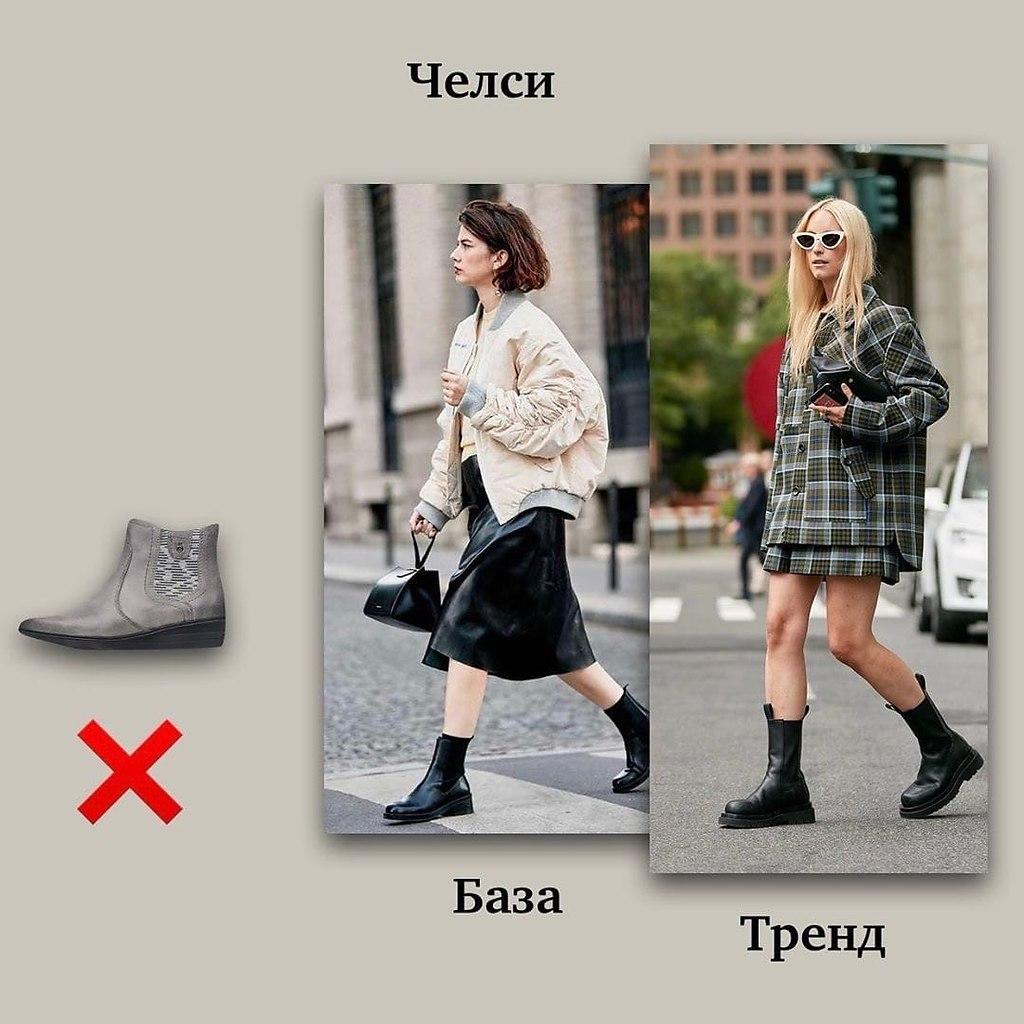 Чек-лист по обуви - 4