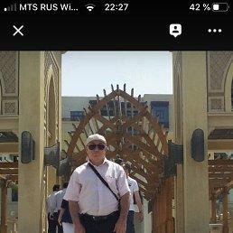муслим, 55 лет, Махачкала