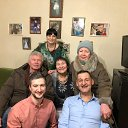 С друзьями и сыновьями из альбома «Мои фотографии»