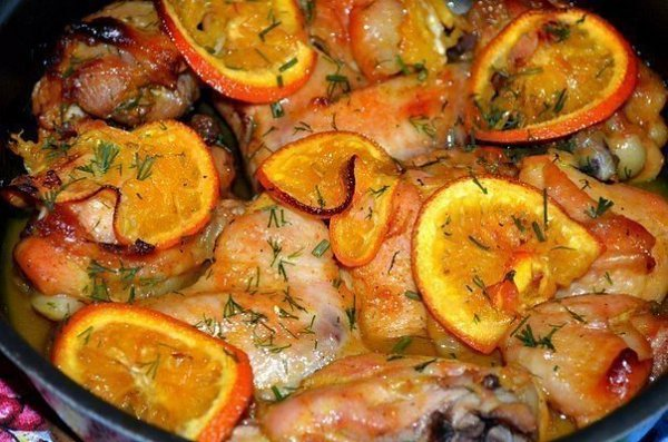 Это просто нереально вкусная курица! Мясо получается мягким, нежным, сочным, просто пальчики ...