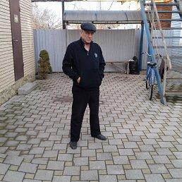Серега, 58 лет, Абинск