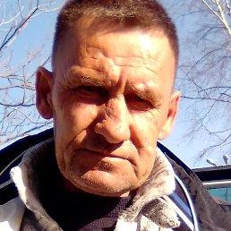 Юра, Владивосток, 56 лет