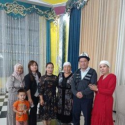 Асаналы, 52 года, Бишкек