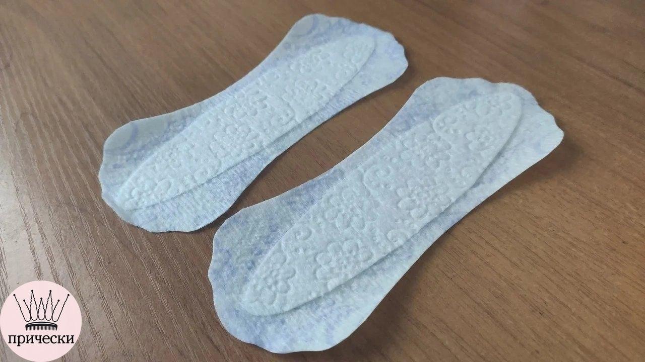 Как вам такой способ избежать мокрых пятен без использования дезодоранта.пчпчпчпч - 2