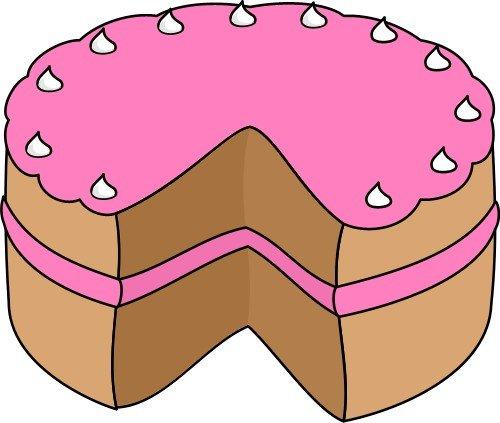 садоводов, рисунок тортов разрезные здесь