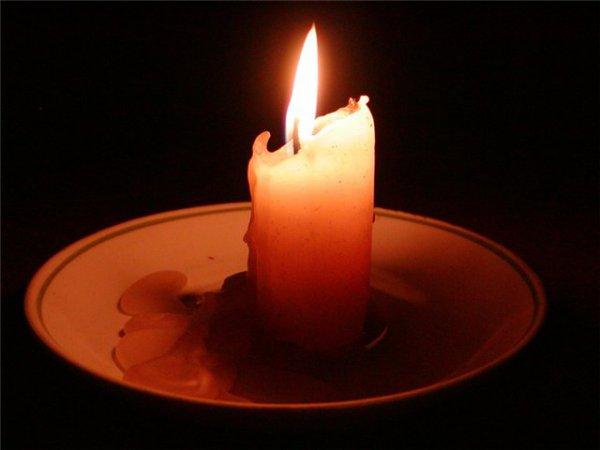 Почему при гадании тухнет свеча