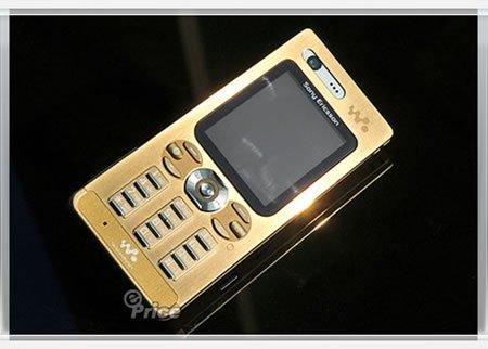 Модель моего мобильного телефона