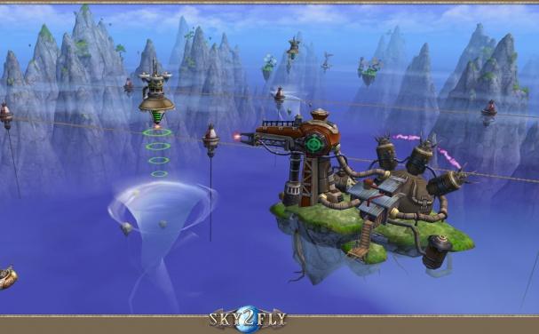 Sky2Fly — игра про Небо фото