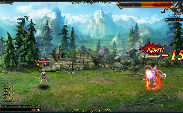 Shadowbound скриншоты