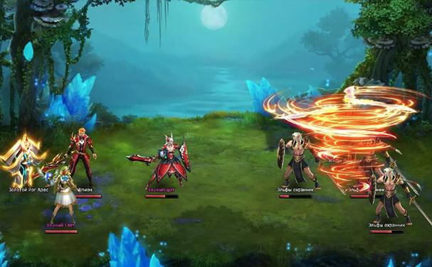 Игра Воины Магии