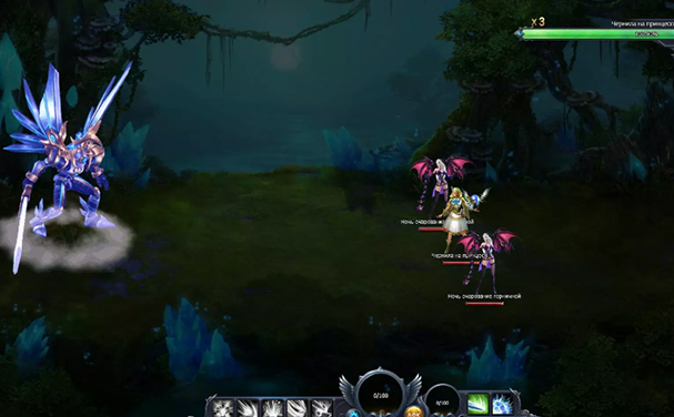 Воины Магии скриншоты